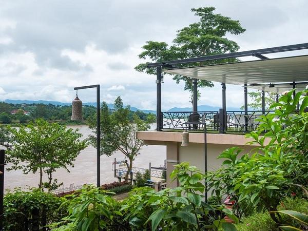 Luxe hotel tip Chiang Khong