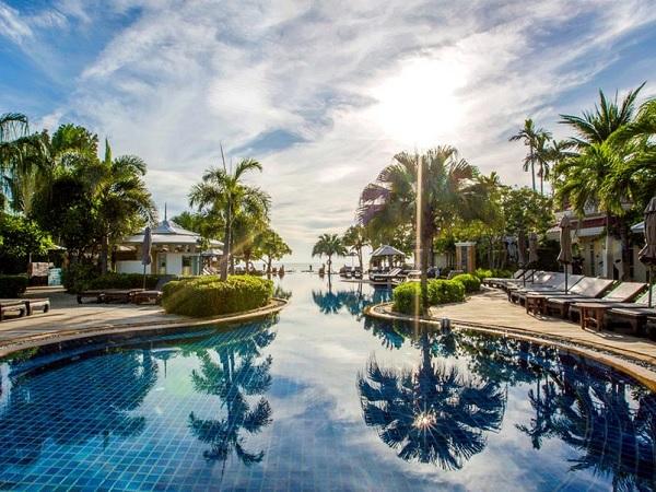 Luxe hotel tip Hua Hin
