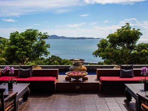 Luxe hotel tip Pattaya
