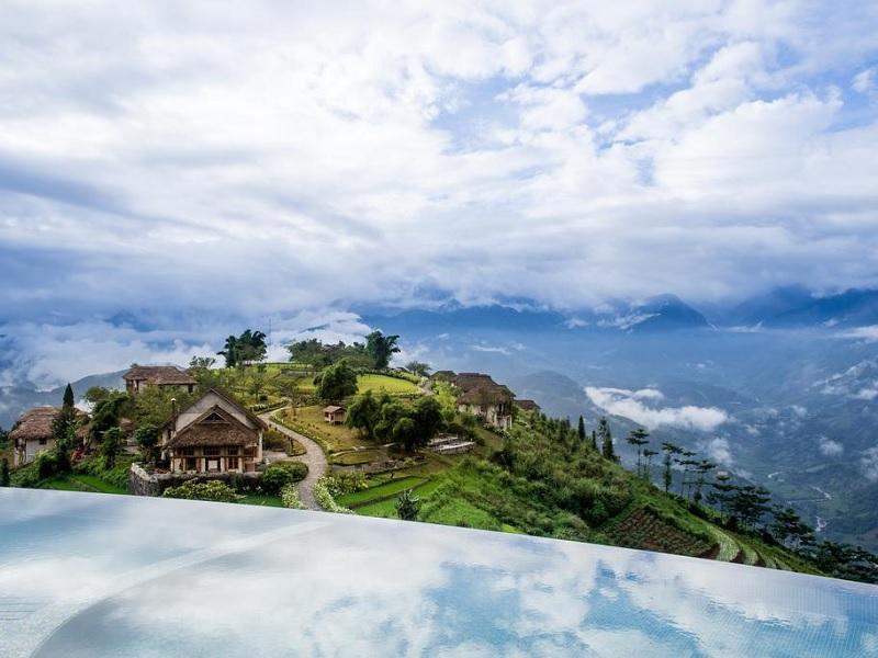Luxe hotel tip Sapa