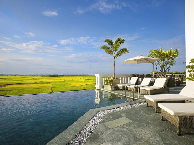 Luxe hotel tip Hoi An