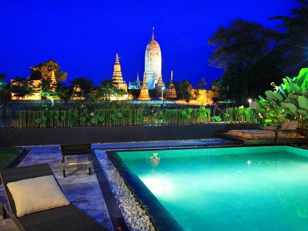 Middenklasse hotel in Ayatthaya hotel tips