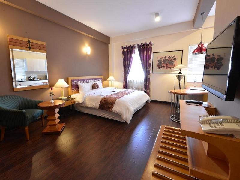 Middenklasse hotel tip Hanoi
