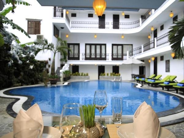 Middenklasse hotel tip Hoi An
