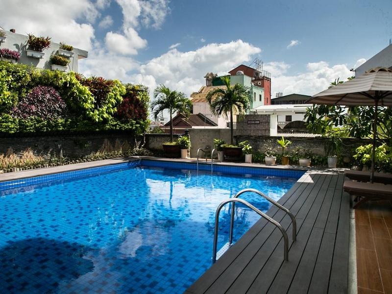 Middenklasse hotel tip Hue