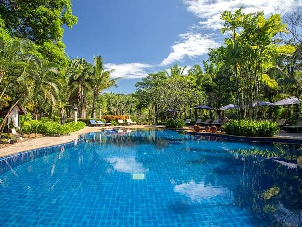 Middenklasse hotel tip Koh Chang