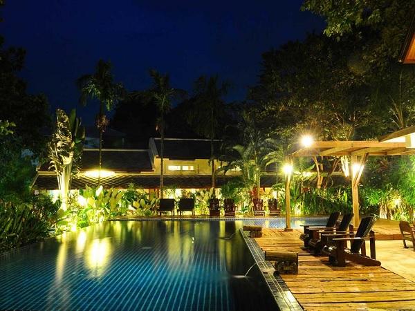 Middenklasse hotel tip Koh Samet