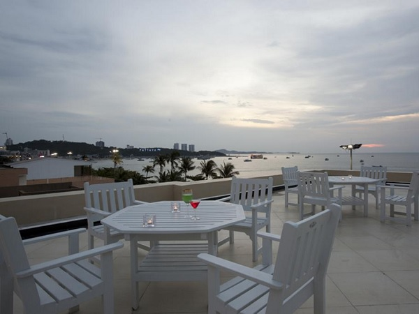 Middenklasse hotel tip Pattaya