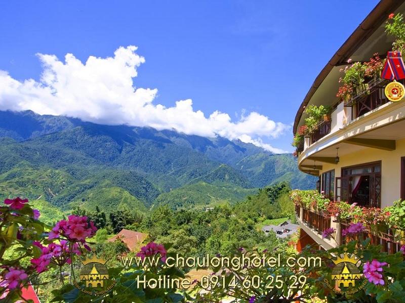 Middenklasse hotel tip Sapa