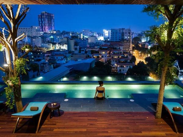 Saigon luxe hotel tip Ho Chi Minh stad