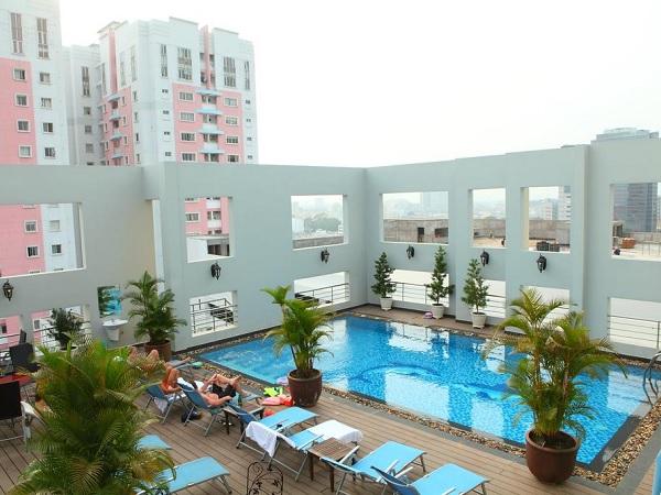 Saigon midden klasse hotel tip Ho Chi Minh stad