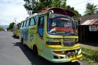 Online busticket voor Indonesië kopen