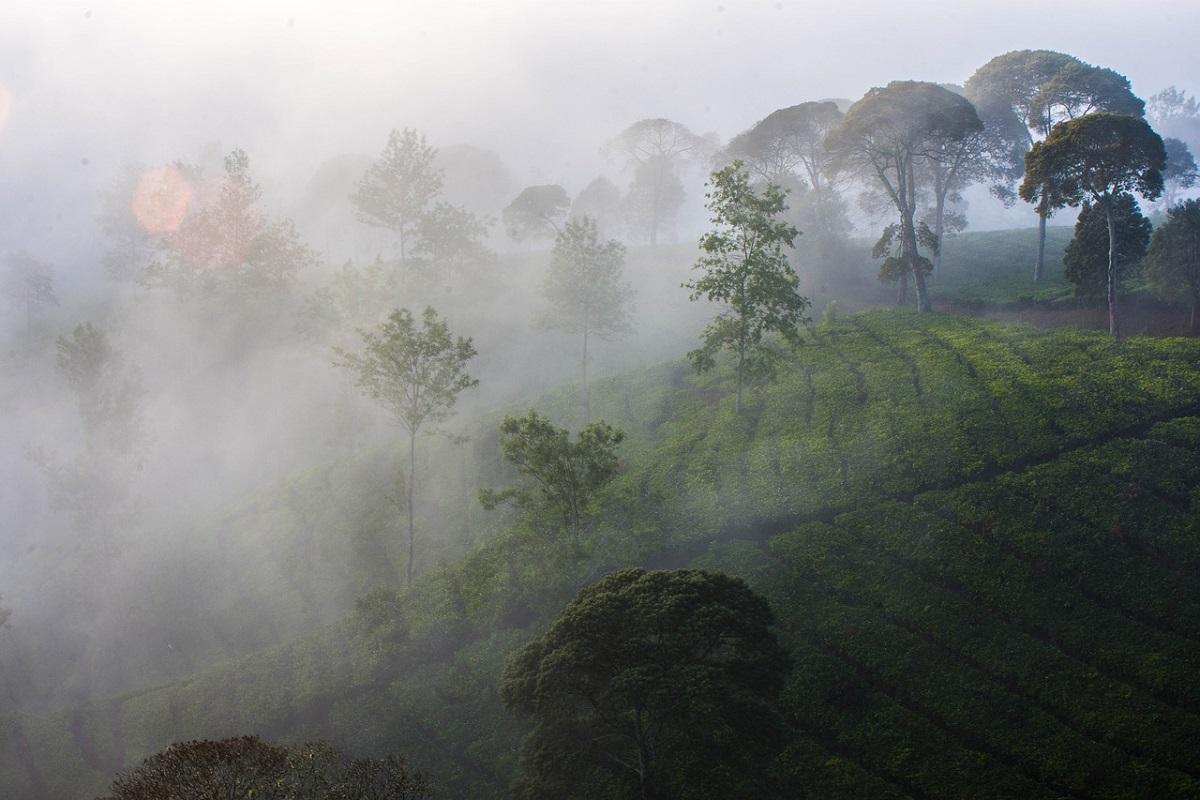 Omgeving van Bandung