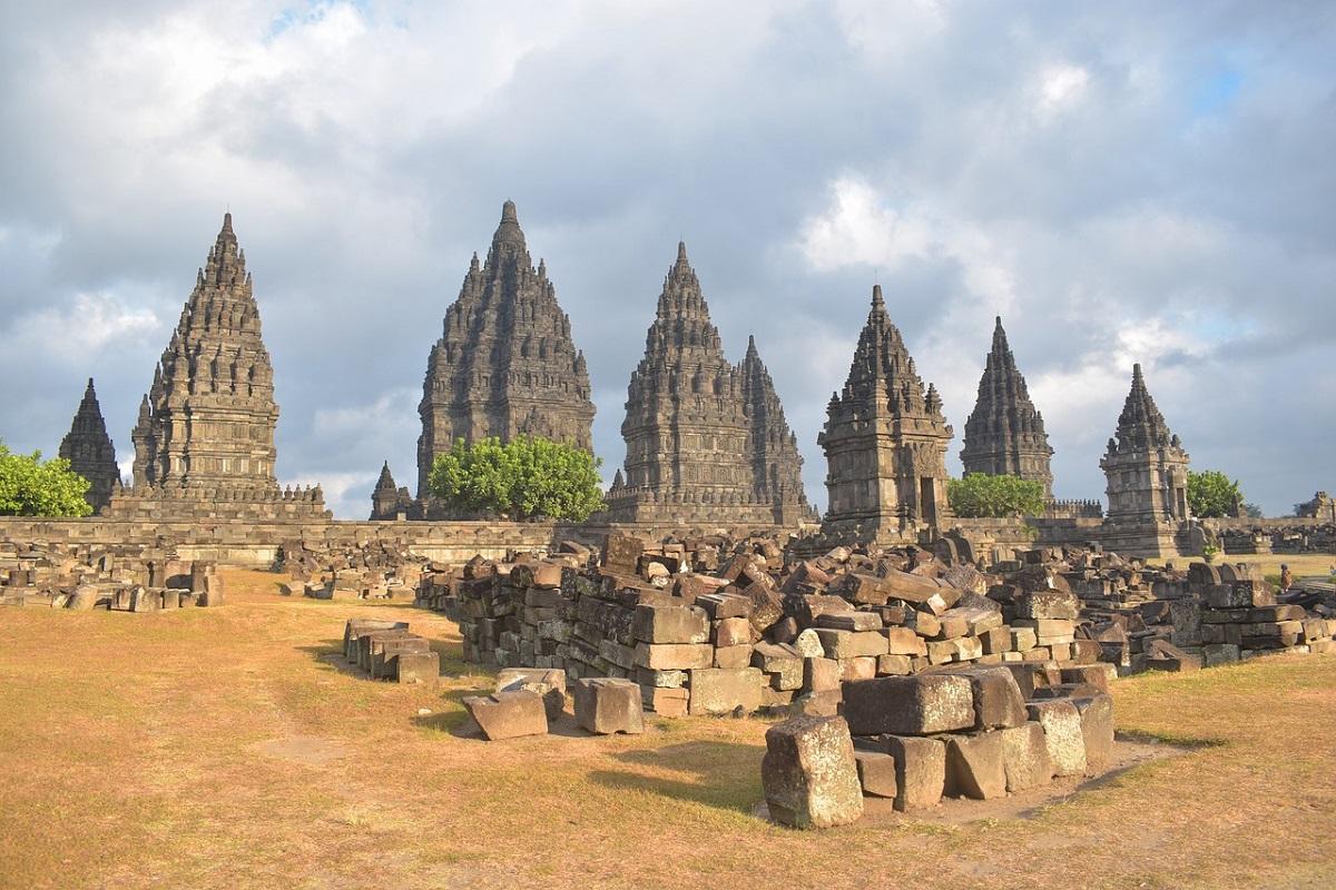 Prambanan in Yogyakarta
